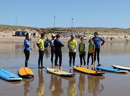 Journée Surf