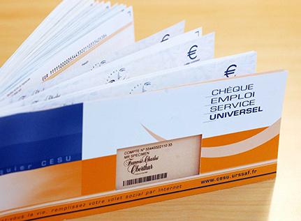 CESU, chèques culture